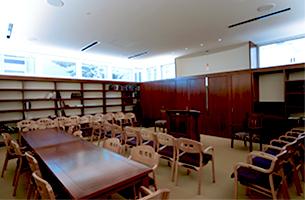 Temple Ahavat Achim library