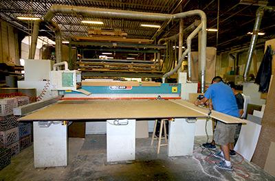 Caliper Woodworking mill