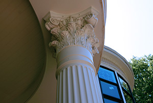 column restoration detail