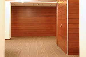 HBS-Morgan Hall wall